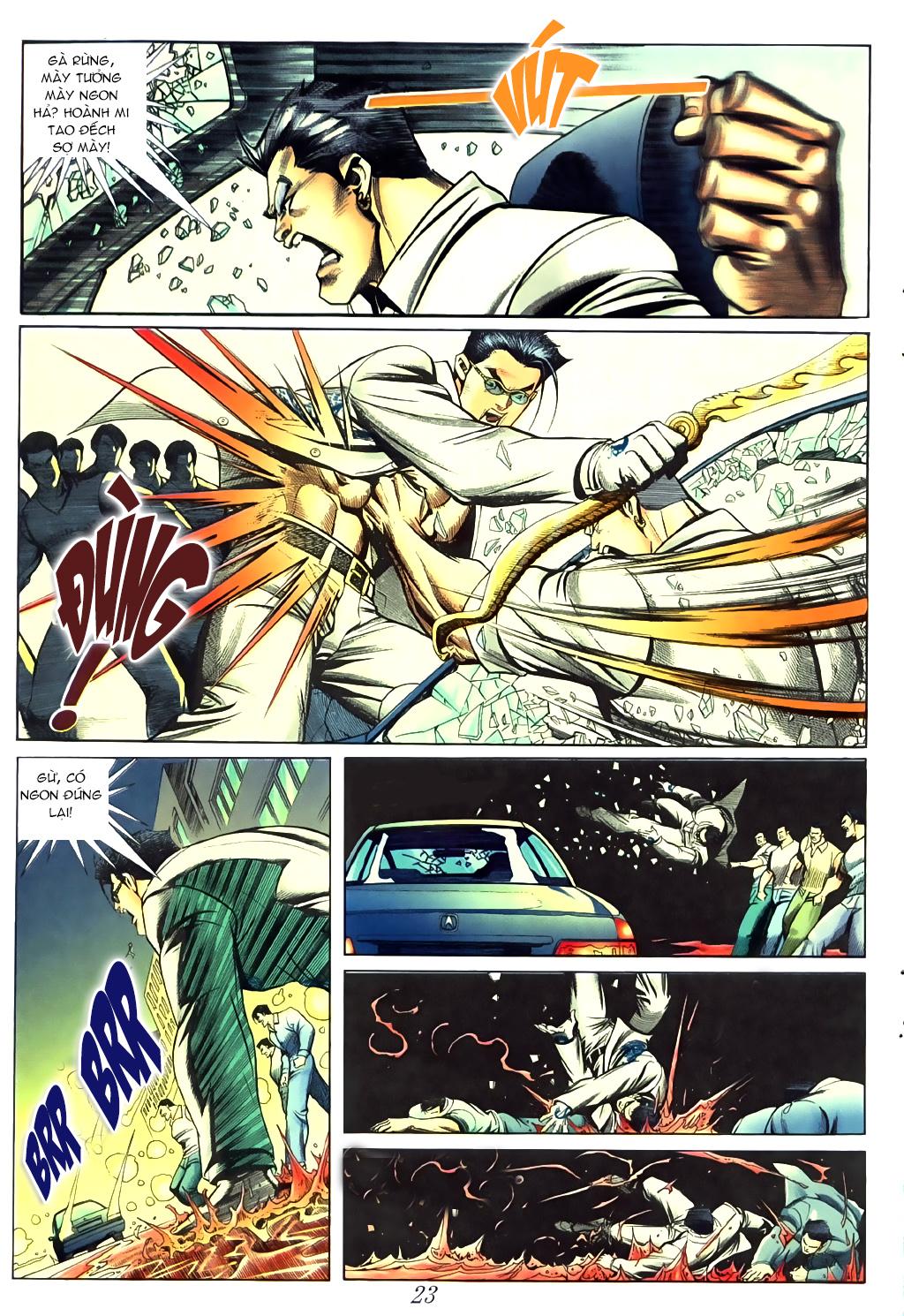 Người Trong Giang Hồ chapter 430 trang 17