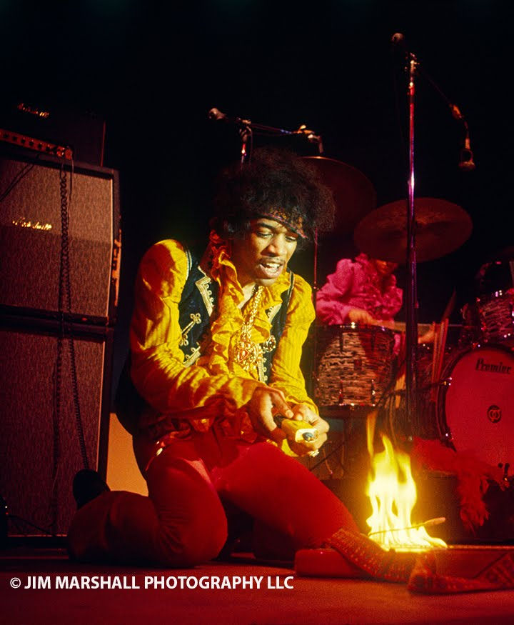 123 - ROCK | BLOG: Jimi Hendrix | Wild Thing (1967)