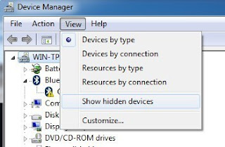 cara mengatasi USB Device Not Recognized