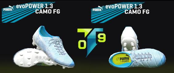 3580eec2136b PES 2016 Next-Gen Puma evoPOWER 1.3 Camo Boots 2016 - PATCH PES ...