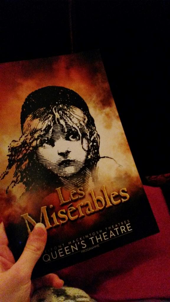 Les Misérables Programme