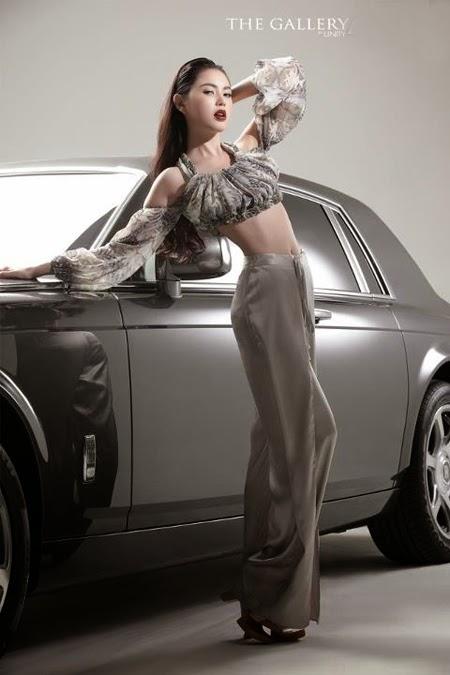 Hotgirl Tình người duyên ma Davika Horne
