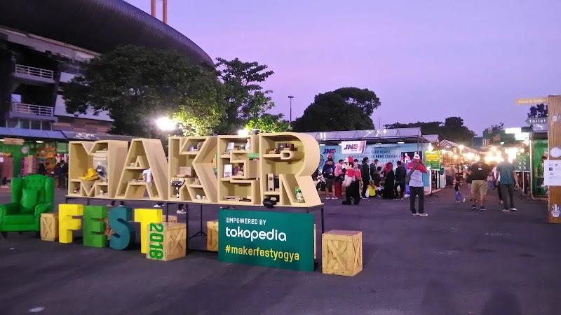 Maker Fest 2018 Yogyakarta, Bentuk Apresiasi untuk Produk Kreasi Lokal Indonesia