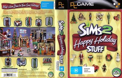 Sims 2 happy holiday stuff serial apps-own.