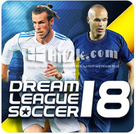 Dream League Soccer 2018 Apk Mod+Data Unlimited