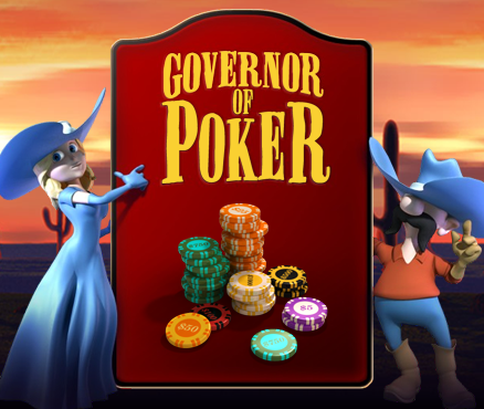 Governor of Poker Online