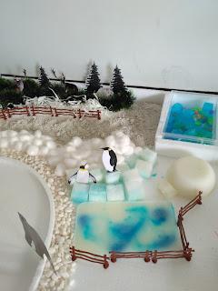 Winter Wonderland Imaginative & Sensory Play Bersama Rumah Main Katumbiri