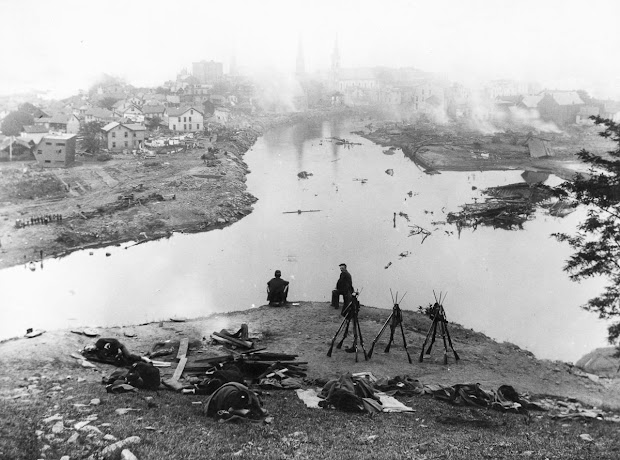 Johnstown Flood 27 Rare Of Great