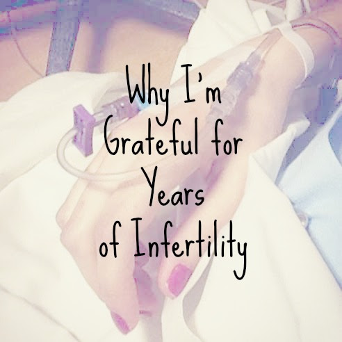 Why I'm Grateful for Years of Infertility