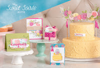 Look more closely at the Sweet Soiree Product Suite by Stampin' Up!