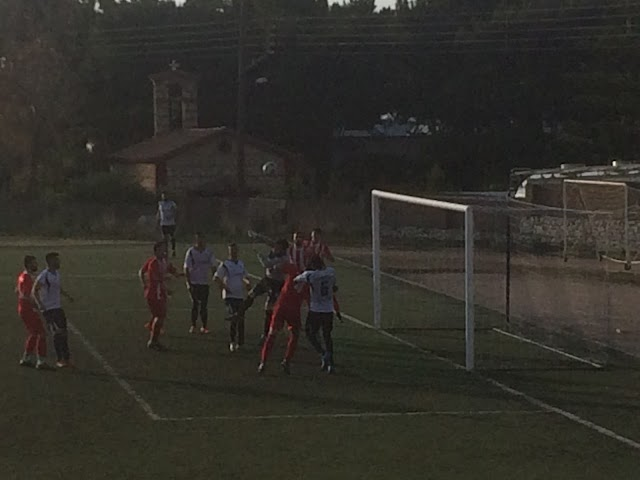 ΚΥΠΑΡΙΣΣΙΑ – ΟΛΥΜΠΙΑΚΟΣ ΚΑΛΑΜΑΤΑΣ 2-0. Έκλεισε με νίκη την σεζόν