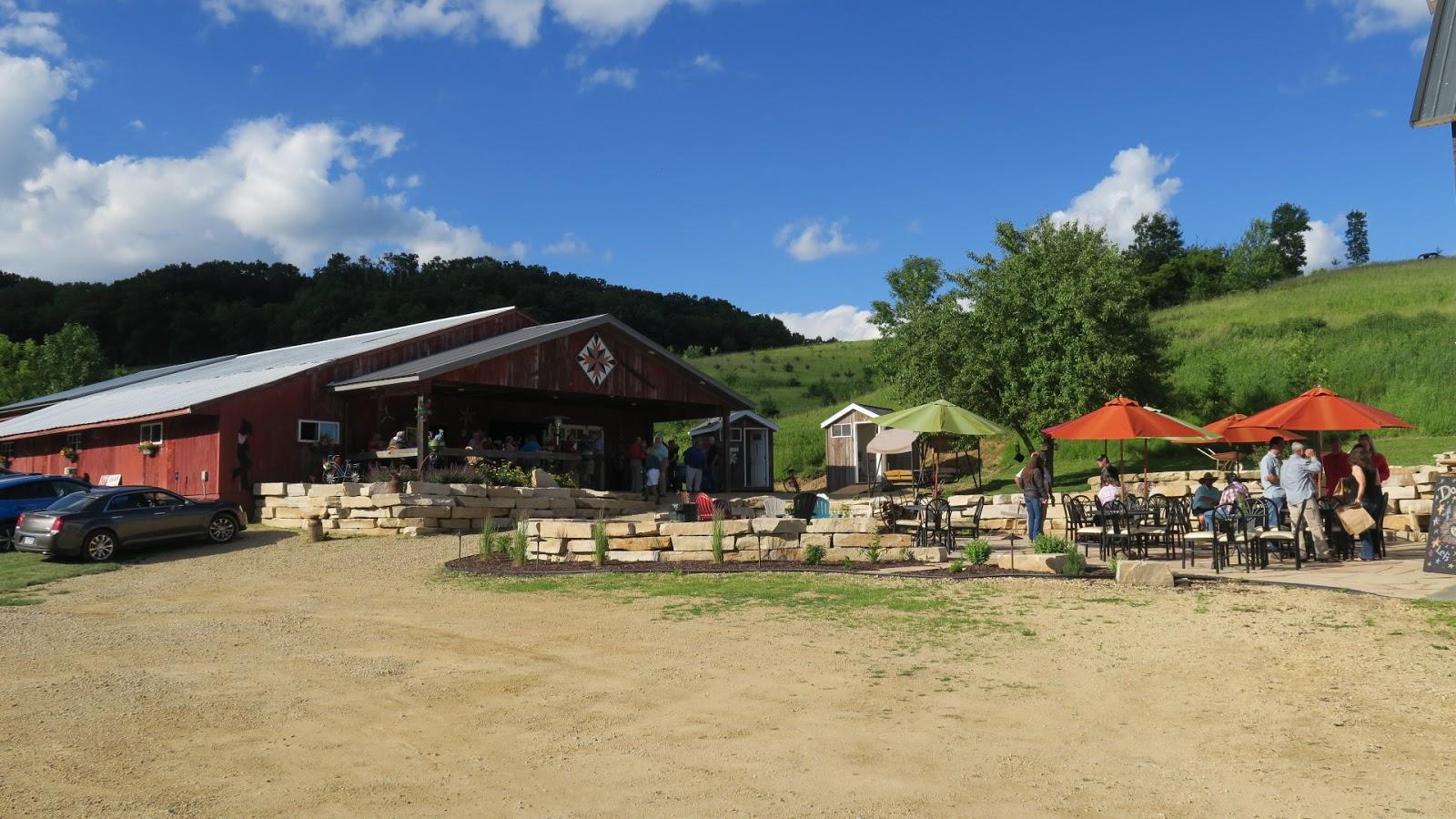 2017 Narc The Barn Again Lodge