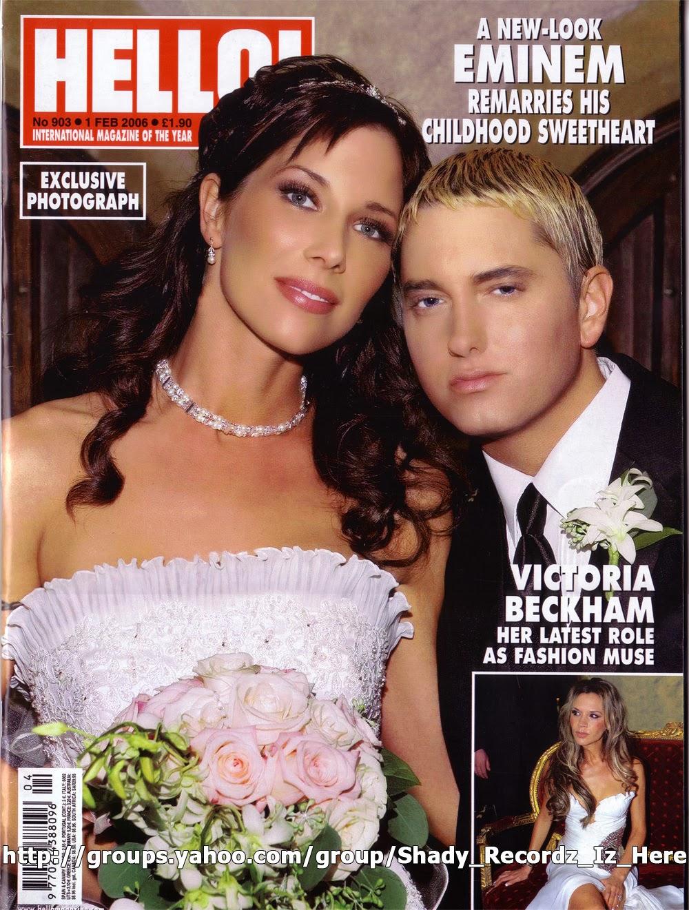 Eminem in the Media: Hello 2006