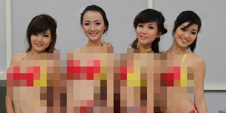 Indonesia Menjadi Salah Satu Rute Maskapai Bikini?