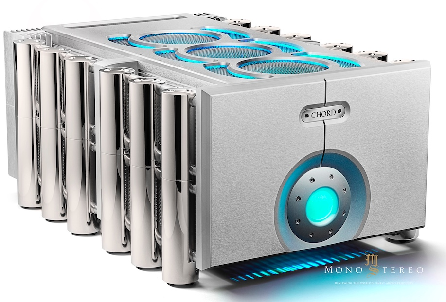 Mono and Stereo High-End Audio Magazine: NEW CHORD ...
