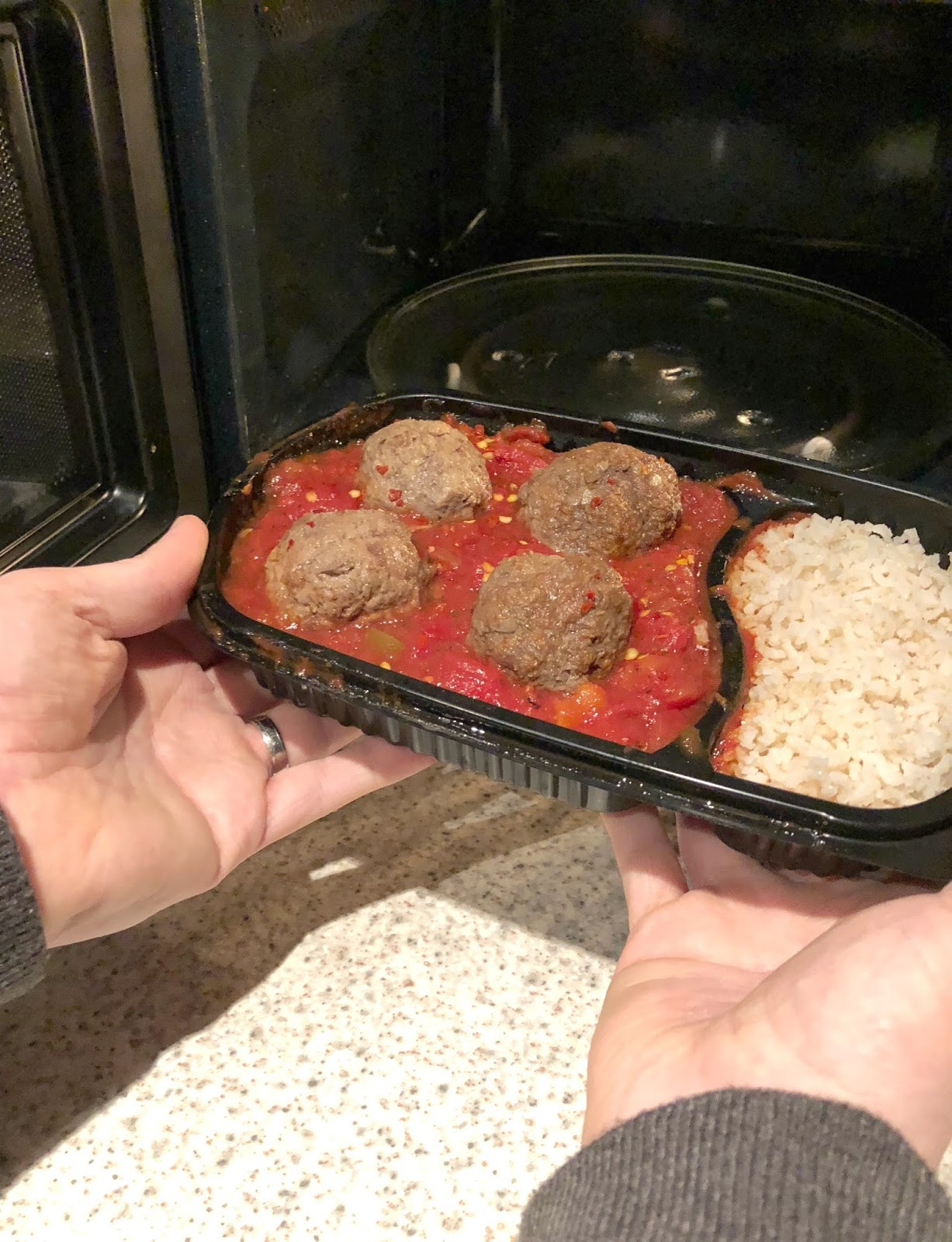 Guilt Free Takeaways - Guilt Free Kitchen, South Shields - Meatballs