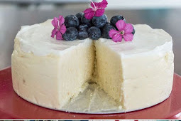 Instant Pot Low Carb Cheesecake (Keto)