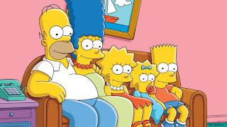 Los simpsons de que trata, argumento, personajes, tv
