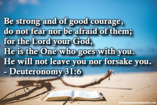 inspirational quotes of encouragement from the bible