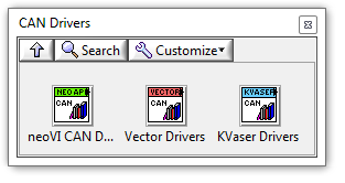 Can part 4 non ni apis of labview and you will have a hooovahh palette on the block diagram under addons this palette of provides cleaned up drivers already available on the ccuart Gallery