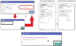 Cara Pemutakhiran Profil Mapel Guru di SIM PKB