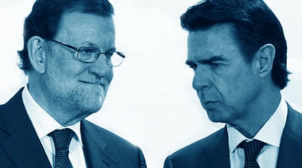 Rajoy y Soria