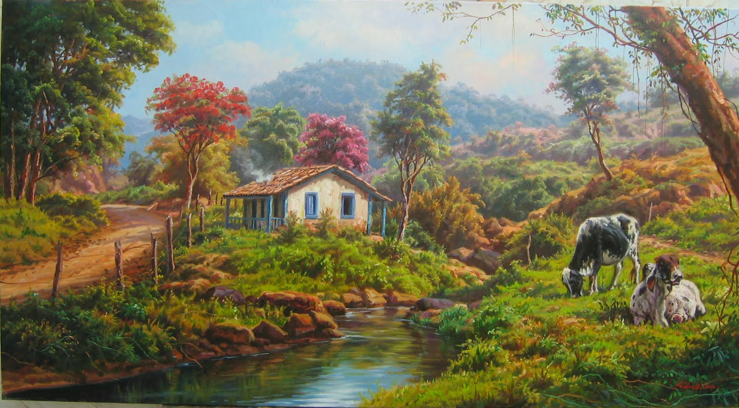 Rural Art | Arte Rural