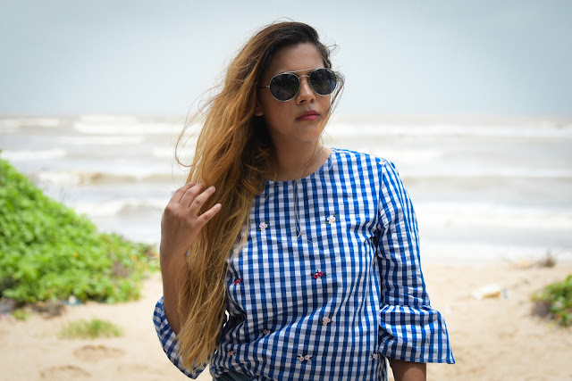 fashion. delhi fashion blogger, check top, bell sleeves top, embroidered top, checked embroidered top, holiday outfit, tropical holiday outfit, how to style ripped jeans, alibug travel diary, indian travel blogger, ,beauty , fashion,beauty and fashion,beauty blog, fashion blog , indian beauty blog,indian fashion blog, beauty and fashion blog, indian beauty and fashion blog, indian bloggers, indian beauty bloggers, indian fashion bloggers,indian bloggers online, top 10 indian bloggers, top indian bloggers,top 10 fashion bloggers, indian bloggers on blogspot,home remedies, how to