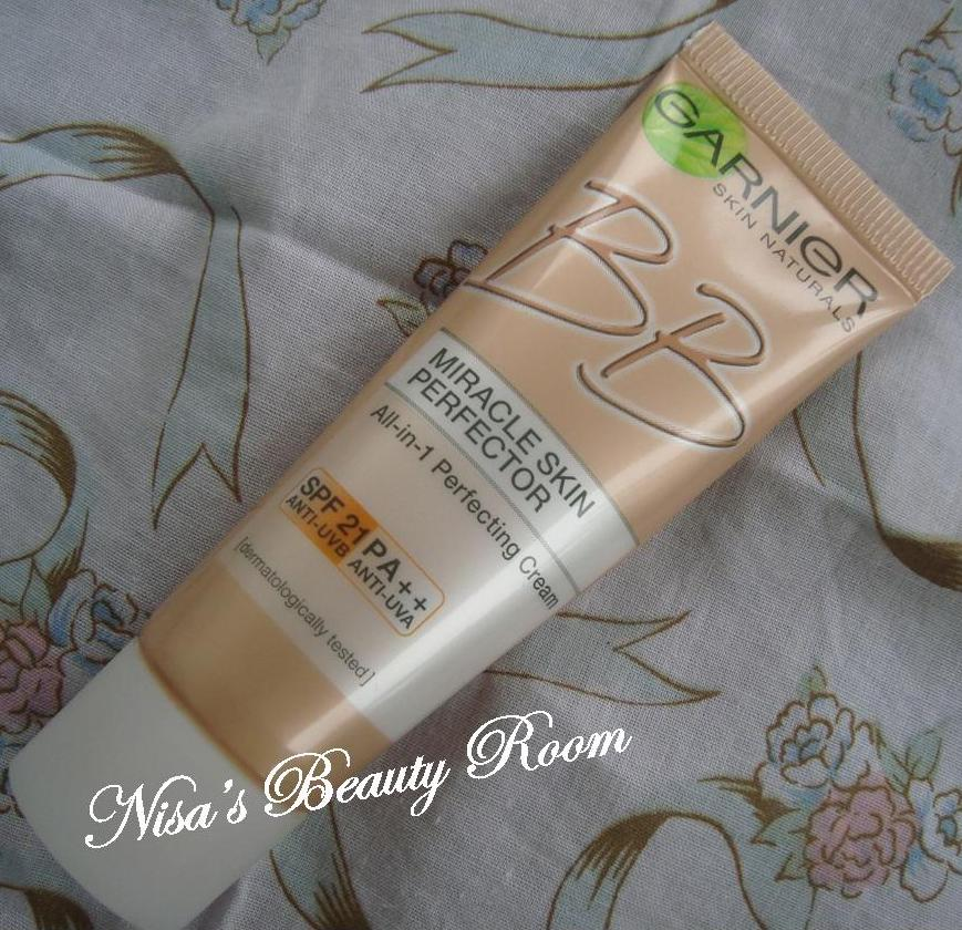 Review : Garnier BB Cream Miracle Skin Perfector