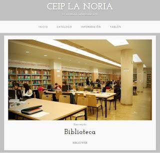 Biblio web LA NORIA