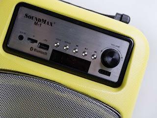 Soundmax M-1