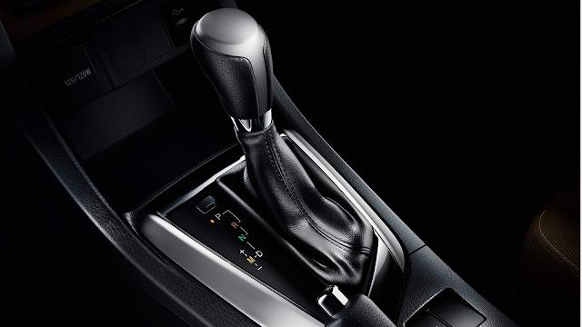 Novo Toyota Corolla 2018 - câmbio CVT