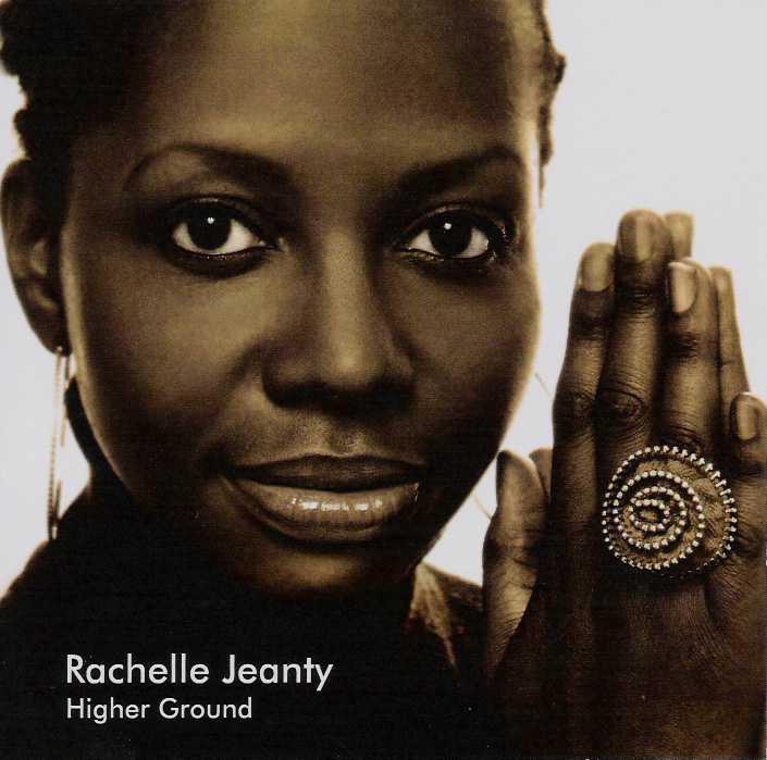 Sahaja Yoga Radio Blog: Rachelle Jeanty - Higher Ground