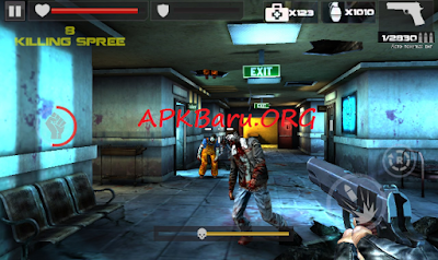 DEAD TARGET Zombie v2.2.4 Mod Apk Terbaru For Android