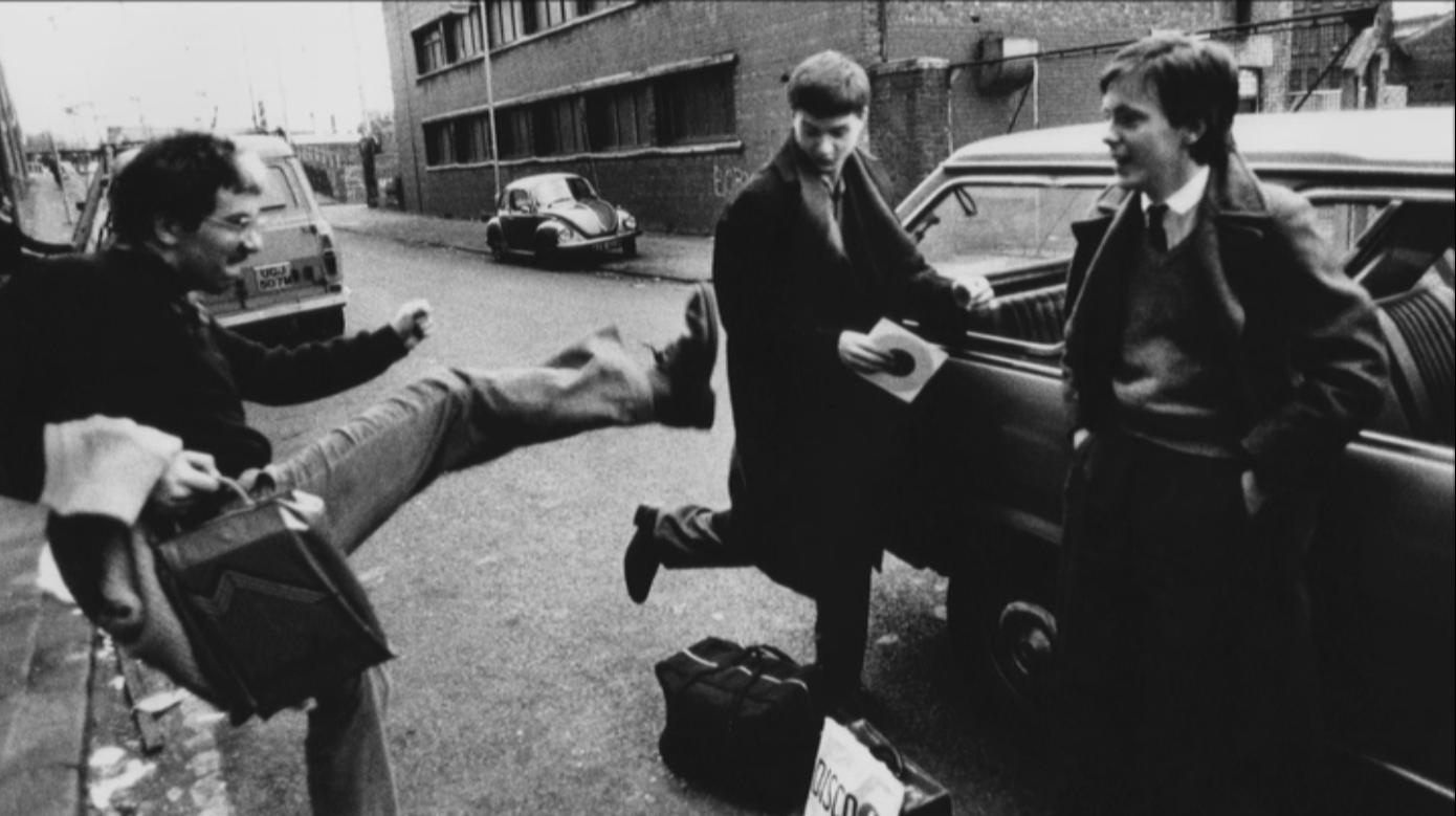 Gustav Klimt: Joy Division - She Lost Control