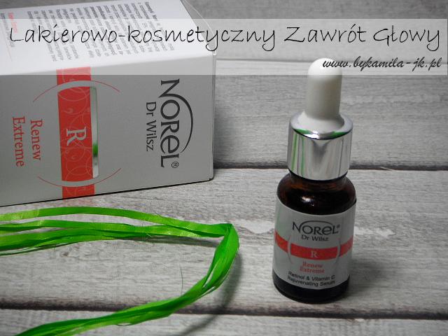 Norel Dr Wilsz serum z retinolem i witaminą C Renew Extreme