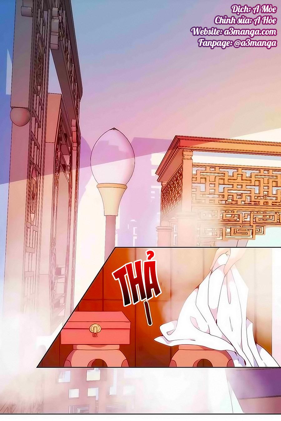 Hoàng Hậu Nương Nương Đích Năm Xu Đặc Hiệu chap 10 - Trang 1
