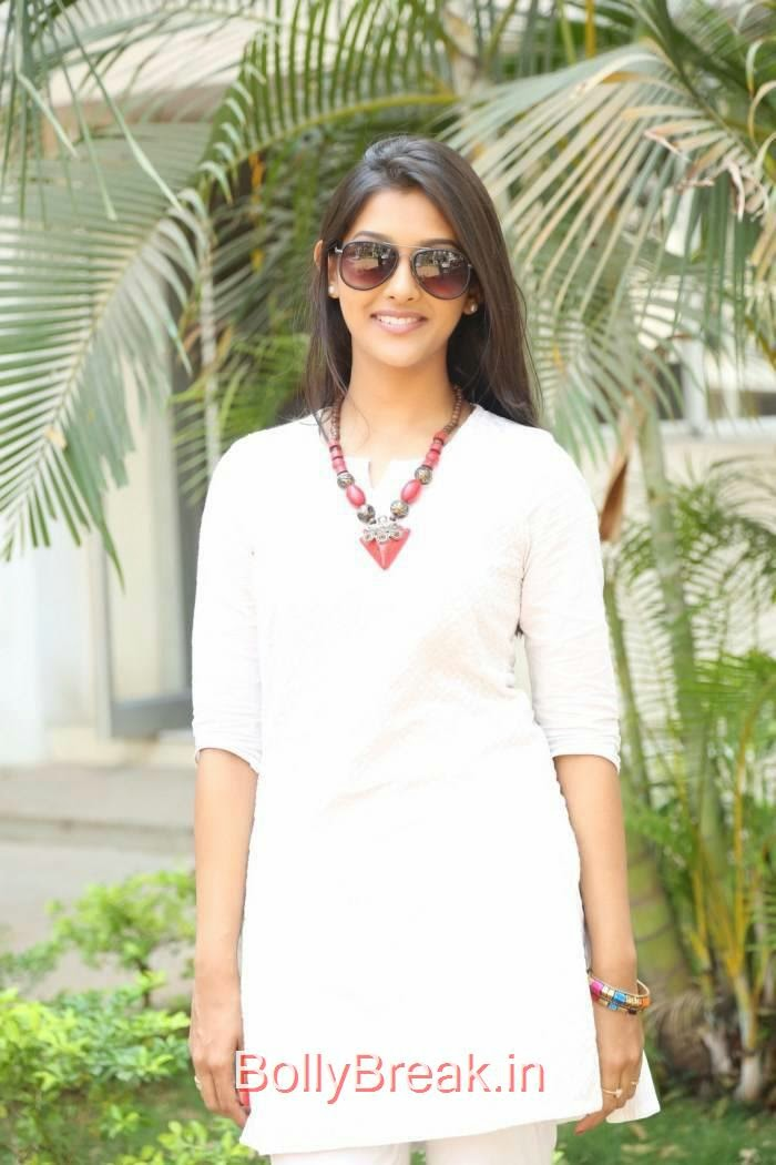 Actress Pooja Jhaveri Images At Bham Bolenath Movie Interview