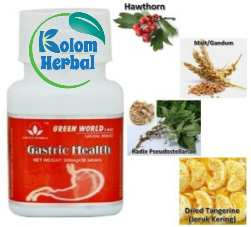 Obat Penyakit Polip Lambung Herbal Tradisional