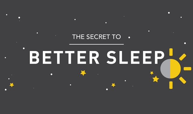 The Secret to Better Sleep
