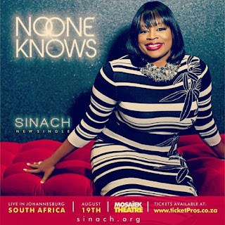 "Download Music + Lyrics By Sinach - ""No One Knows"" @Sinach"