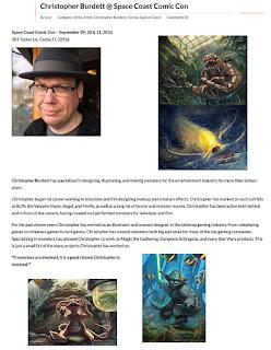 http://spacecoastcomiccon.com/blog/2016/05/15/christopher-burdett-space-coast-comic-con/