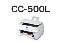 Epson CC-500L ドライバ ダウンロード