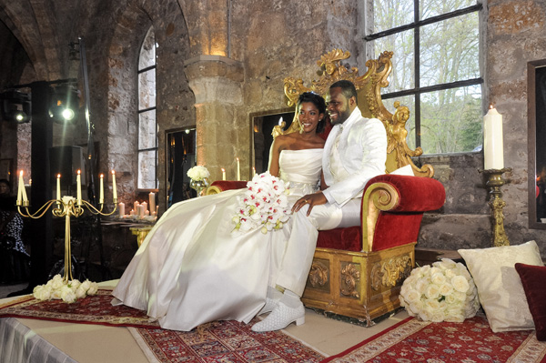 stephanie okereke wedding anniversary