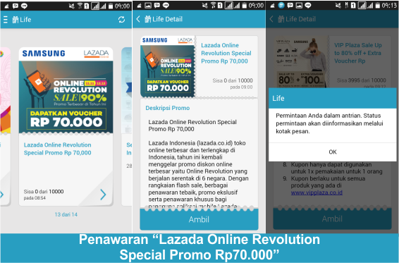 Kejutan Menarik Setiap Hari dari Samsung Galaxy Gift Indonesia Hanya Untukmu