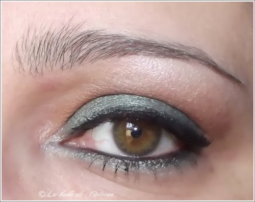 Palette Eyelike City, maquillage pas cher