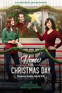 Poster Home for Christmas Day