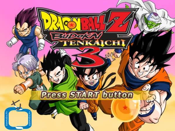 Capturas Dragon Ball Z Budokai Tenkaichi 3 Version Latino BETA 3 PS2