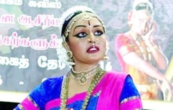 Nivetha – Bharata Natyam 01-06-2016