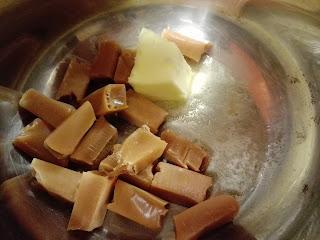 Smak dzieciństwa - szyszki z ryżu preparowanego.